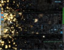 Trench Run screenshot