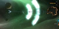 Newtonian Wave Generator