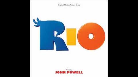 Rio Original Motion Picture Score - 17 Rio Airport