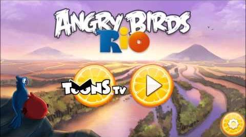Angry Birds Rio 2 - Angry Birds Music