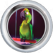 Silver Badge Parakeet