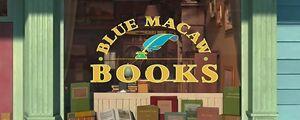 Blumacawbooks
