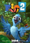 Rio 2 Poster ft Bia