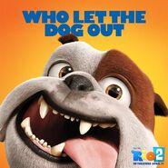 Rio 2 Luiz dog out