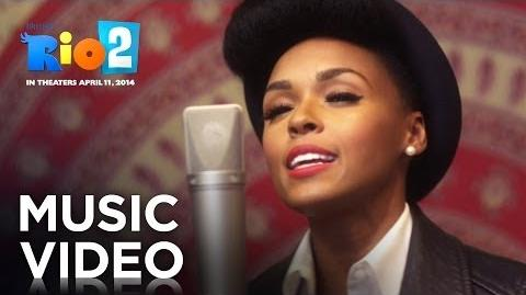 "Rio 2 Janelle Monáe ""What Is Love"" Music Video 20th Century Fox"