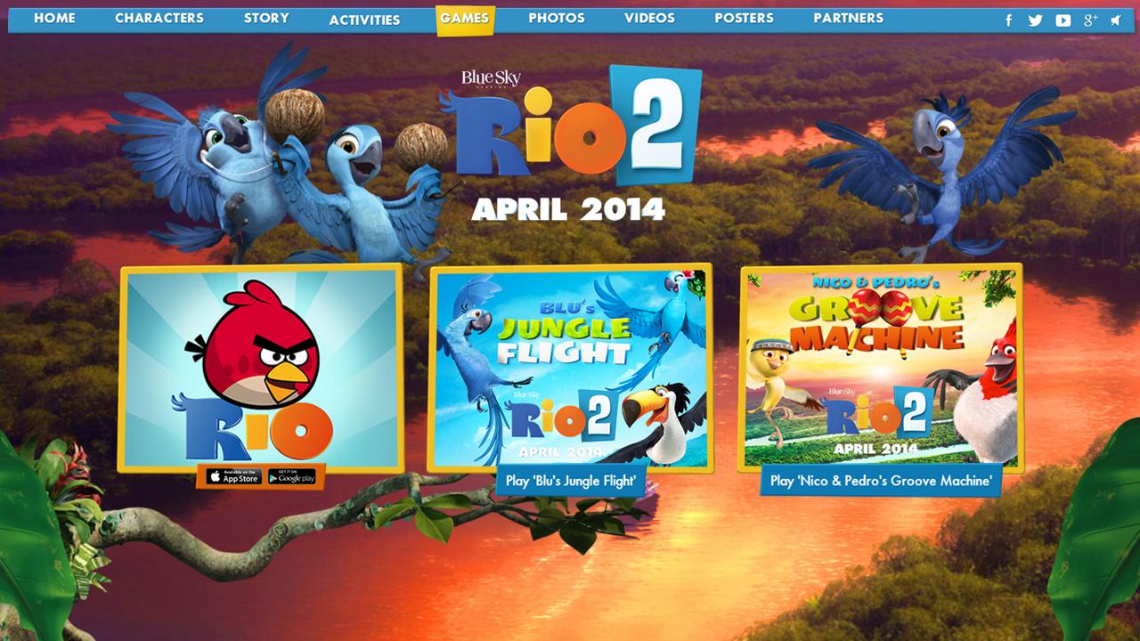 rio games online