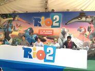 Rio 2 Interview