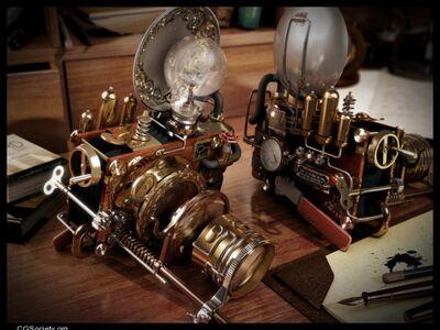 Luminiferous Aether Camera