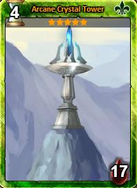 Arcane Crystal Tower