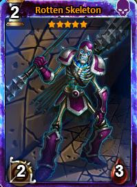 Rotten Skeleton