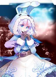 Blue Rabbit Ruru