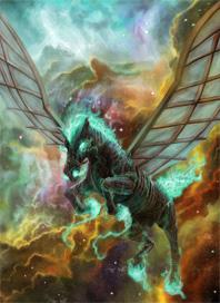 Greek Pegasus