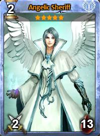 Angelic Sheriff