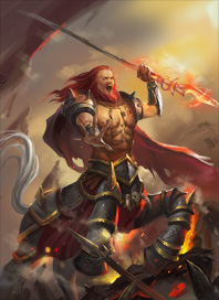 Chieftain Lionroar Awakened