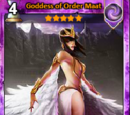 Goddess of Order Maat