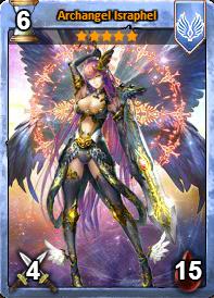 Archangel Israphel