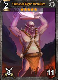 Colossal Ogre Hercules