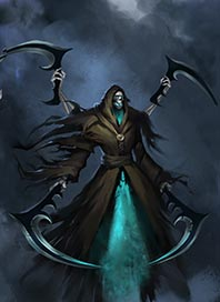Gloom Demon