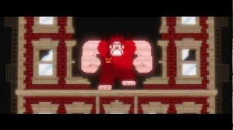 Disney's Wreck-It Ralph - OFFICIAL TRAILER 1