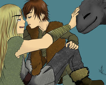 Tuffnut and hiccup by akra cat-d4d5yf4