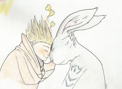 Snuggle by einsamziege-d5nf3bh