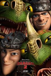 HTTYD2 First Look Ruffnut and Tuffnut