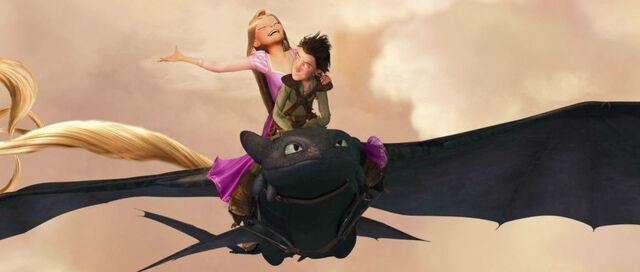 File:Original rapunzel and hiccup by robono-d5sco3d.jpg