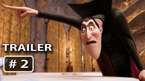 Hotel Transylvania Trailer 2