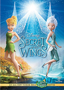 220px-Secret of the Wings DVD cover