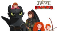 The Knights of the Epic Brave Dragons