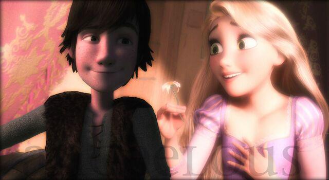 File:Hiccup-Rapunzel-disney-crossover-29737666-1348-737.jpg