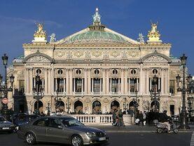 Opera House exterior