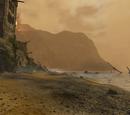 Найден берег
