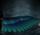 Крыло попугая