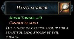 Hand Mirror Description