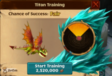 Gothi's Pet First Chance