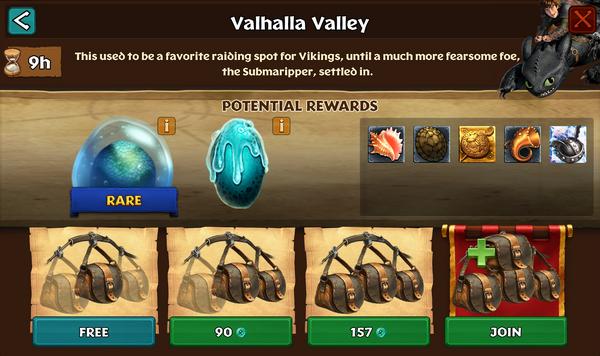 Vahalla Valley