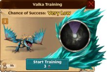 Stormfly Valka First Chance