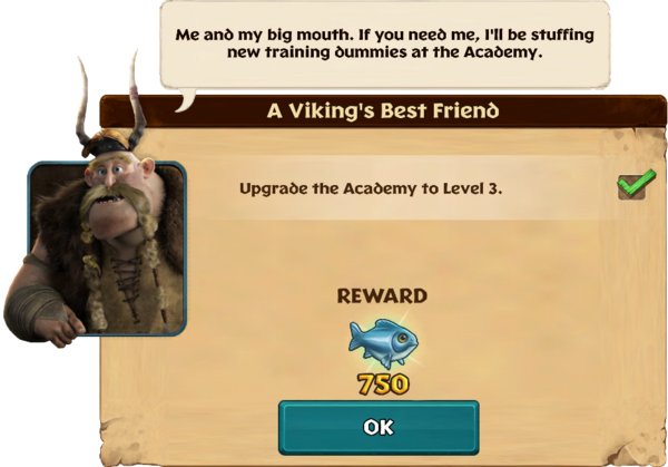 A Viking's Best Friend