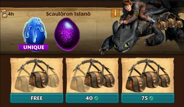 Scauldron Island