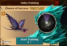 Battle Thunderdrum Valka First Chance