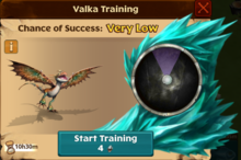 Flystorm Valka First Chance