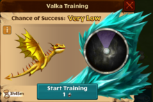 Butt Valka First Chance