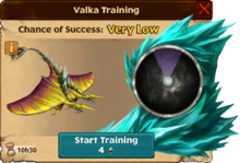 Seashocker Valka First Chance