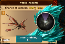 Stormcutter Valka First Chance