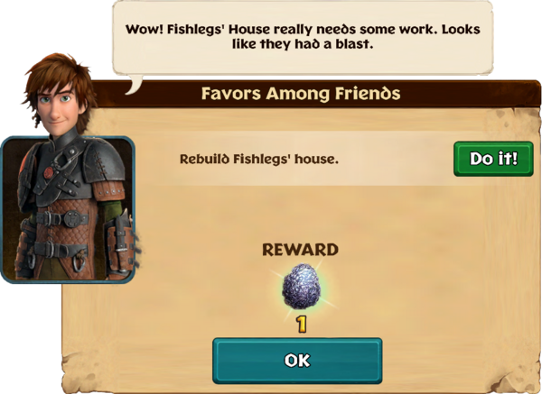 Favors Among Friends (Meatlug)