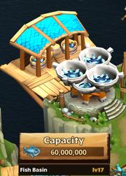 Fish Basin Lv 17