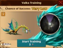 Sliquifier Valka First Chance