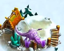 Frozen Groncicle Titan