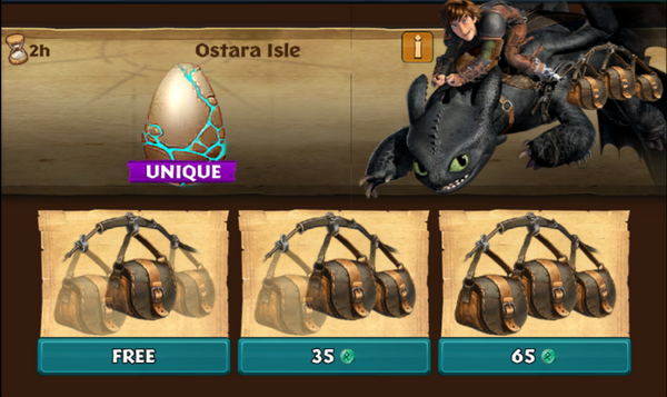 Ostara Isle (Gobber's Nemesis)